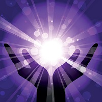purple reiki hands sm